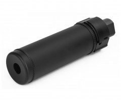 Глушитель c дульным тормозом Big Dragon QD 118mm BK (BD0492)