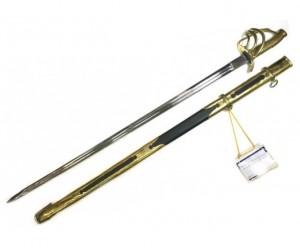 Палаш кирасирский офицерский образца 1826 г. (Р39)
