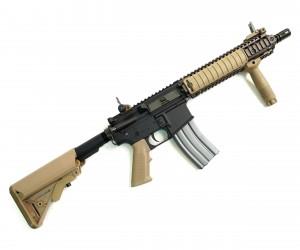 Страйкбольный автомат VFC Colt MK18 MOD 1 Tan