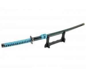 Самурайский меч Катана (ножны зеленый мрамор) D-50015-KA