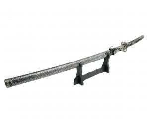 Самурайский меч Катана (ножны серый мрамор) D-50012-1-KA