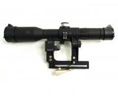 Оптический прицел ПОСП 8х42 М6 ВД (Вепрь/Сайга, Mil-Dot, диоптр. настройка)