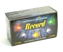 Пиротехнические патроны Record «Сигнал-1» (15 штук)