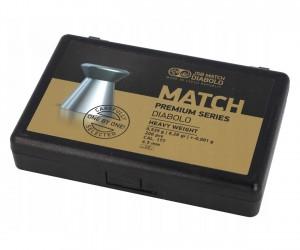 Пули JSB Match Premium Heavy 4,5 мм, 0,535 грамм, 200 штук