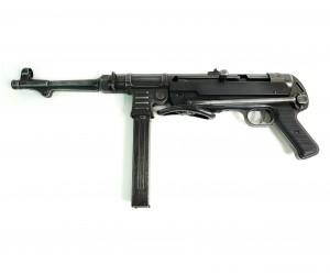 Макет автомат MP-40 «Шмайссер» состаренный (Германия, 1940 г.) DE-1111-OLD