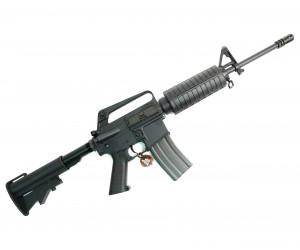 Страйкбольный автомат Cyma M16 Mosfet Edition (CM.009D)