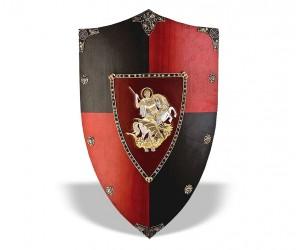 Щит «Георгий Победоносец» геральдический большой (AG-871)