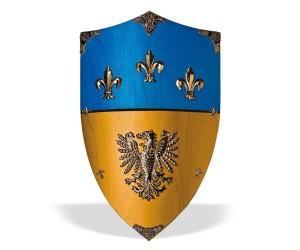 Щит Карла Великого геральдический большой (AG-876)