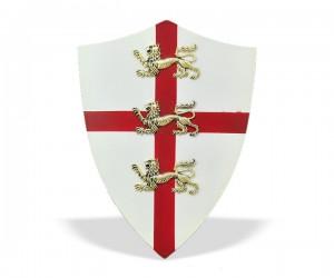 Щит Ричарда «Львиное сердце» геральдический малый (AG-882)