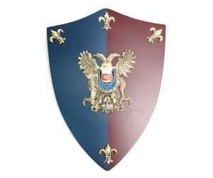 Щит Толедо «Императорский» геральдический малый (AG-884)