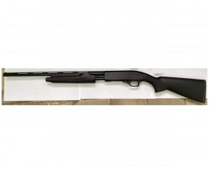 Охолощенное СХП помповое ружье-дробовик Fat Bob Kurs (с прикладом) 57ТК