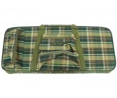 Чехол оружейный «Шотландка» 650x350 мм (поролон) сетка
