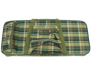 Чехол оружейный «Шотландка» 650x350 мм (сетка карман)