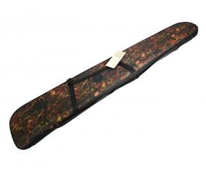 Чехол-кейс 130 см, без оптики «Охота» (поролон, эконом)
