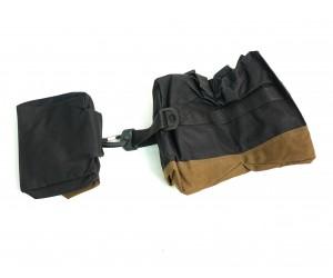 Мягкая опора для оружия Patriot (ложемент) коричневый (BH-BR01)