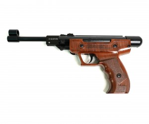 Пневматический пистолет Blow H-01 (имитация дерева)