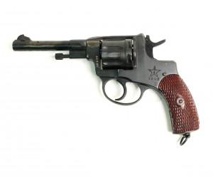 Охолощенный СХП револьвер Наган-СХ (ВПО-533) 10ТК