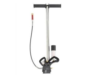 Насос высокого давления для PCP с осушителем (серебристый, 3 stage, 4500psi)
