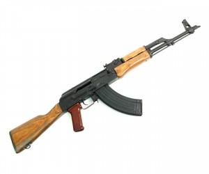 Пневматическая винтовка Yunior-2 (Юниор-2, АК-47, 3 Дж) CO₂