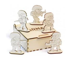 Набор мишеней Arma.toys (в коробке)