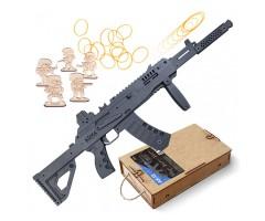 Резинкострел ARMA макет автомата АК-12 с рукоятью