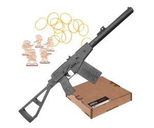 Резинкострел ARMA макет автомата АС «Вал»