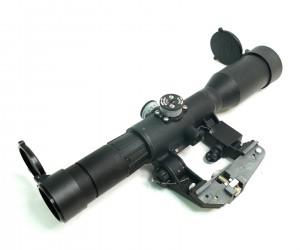 Оптический прицел ПОСП 8х42 М6 Д (Тигр/СКС, Mil-Dot, диоптр. настройка)