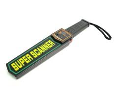 Досмотровый ручной металлоискатель Super Scanner MD-3003B1