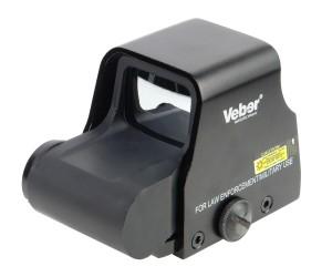 Коллиматорный прицел Veber RM132RG Weaver