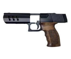 Пистолет JOKER Kurs под патрон 5.6/16К и пули 5,5 мм (без лицензии) черный