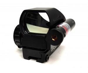 |Уценка| Коллиматорный прицел Walther 103 на «ласточкин хвост», с ЛЦУ (№ BH-KWL02L-178-уц)
