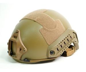 Шлем WoSport Combat Helmet - High Version HL-05 MH-type Tan