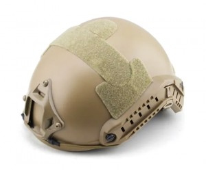 Шлем WoSport Combat Helmet - Standart Version HL-06 MH-type Tan