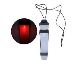 Тактический сигнальный маячок для шлема WoSport HL-ACC-38 BK Red