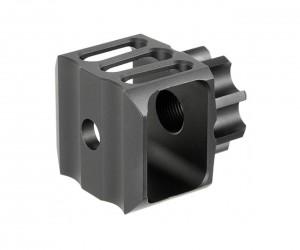 ДТК JM LAF Muzzle Brake 14- BK (5KU)