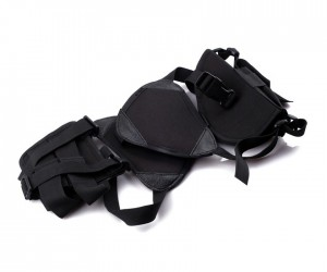 Кобура наплечная Black (AS-HL0037B)
