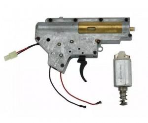 Гирбокс в сборе Cyma на MP5 серию, ver.2 (CM.03)