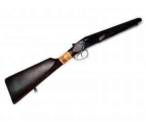 Охолощенное СХП двухствольное ружье МР-43-СО «Брат-2» (Курс-С) 7,62x54