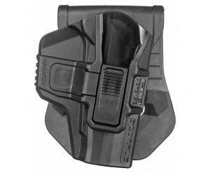 Кобура поворотная с кнопкой Fab Defense MX MAKAROV SR для ПМ (черная)