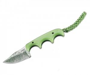 Нож шейный CRKT Minimalist Bowie Gears 2387G