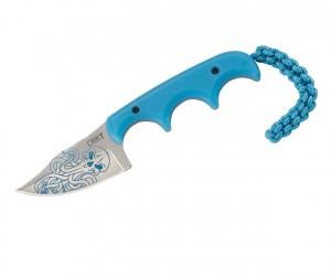 Нож шейный CRKT Minimalist Bowie Cthulhu 2387O