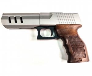 Пистолет JOKER Kurs под патрон 5.6/16К и пули 5,5 мм (без лицензии) серый