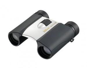 Бинокль Nikon Sportstar EX 8x25 (серебристый)