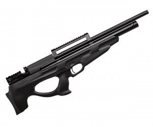 Пневматическая винтовка Ataman M2R BullPup 825/RB SL Тип 2 (Soft-Touch Black, PCP, 3 Дж) 5,5 мм