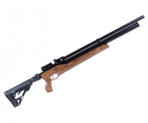 Пневматическая винтовка Ataman M2R Карабин Тактик 616/RB SL Тип 4 (орех, PCP, 3 Дж) 6,35 мм