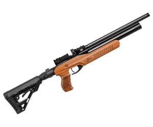 Пневматическая винтовка Ataman M2R Ultra-Compact 715/RB SL (орех, PCP, 3 Дж) 5,5 мм