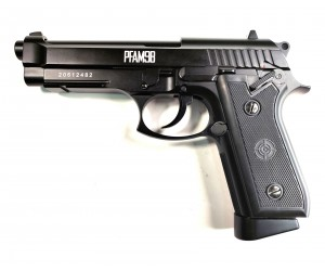  Уценка  Пневматический пистолет Crosman PFAM9B Beretta (№ PFAM9B-195-уц)