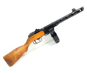 Пневматическая винтовка ВПО-512 (ППШ-М раритет, 3 Дж)