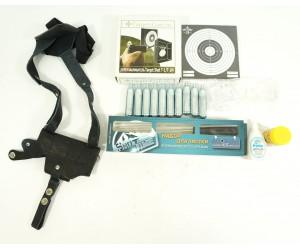 «Полный набор» для пневматического пистолета