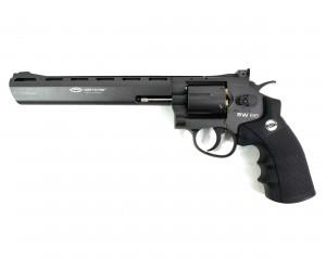 "Пневматический револьвер Gletcher SW B8 (8"")"